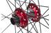 """Spank Spoon32 EVO - Ruedas - 26"""" rueda delantera: 20/110 mm, rueda trasera: 12/150 mm rojo"""